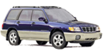 Forester S10 1997-2002